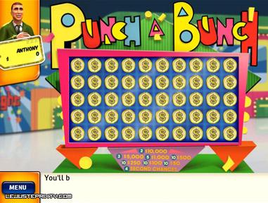 Jeux de soci t jeux lectroniques les produits d riv s du juste prix - Coup de poing dans le dos ...
